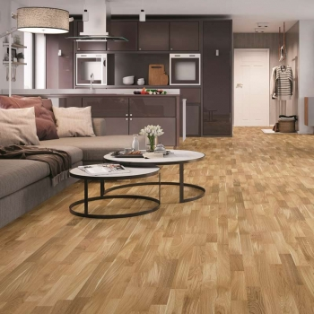 Tuscan Strato Family 3-strip Oak TF106 Engineered Wood Flooring