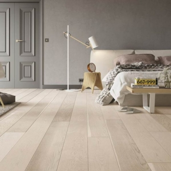 Tuscan Country Bleached Oak TF109 Engineered Wood Flooring