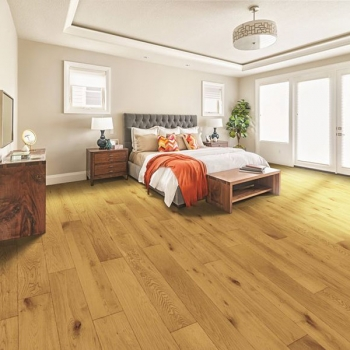 Tuscan TF23 Rustic Oak Brushed UV Oiled 150mm Engineered Wood Flooring