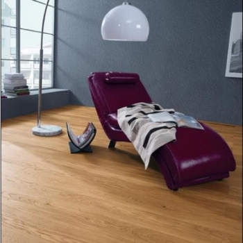 Tuscan Natural Oak Satin Lacquer TF100 Engineered Wood Flooring