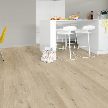 Quick-Step Livyn Pulse  Cotton Oak Beige