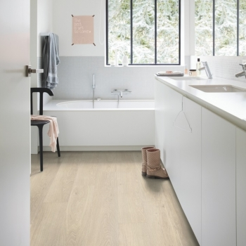 Quick-Step Livyn Pulse  Sea Breeze Oak Beige