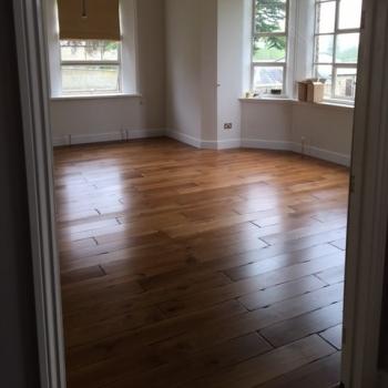 Woodland Heritage Oak Amber 20mm Weathered Engineered Wood Flooring