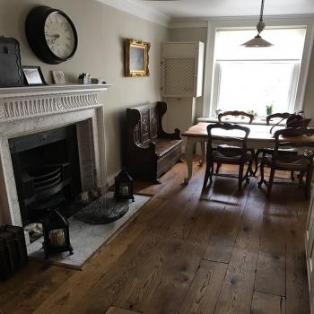 Woodland Heritage Oak London 14mm Weathered Engineered Wood Flooring