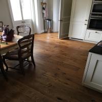 Woodland Heritage Oak London Aged & Distressed 20mm
