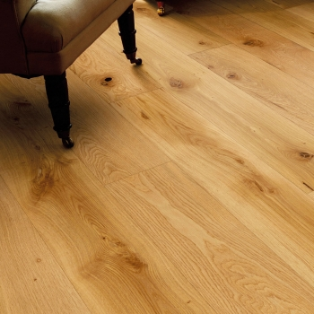 Woodland Tega Brushed & Oiled Rustic Oak by Unilin