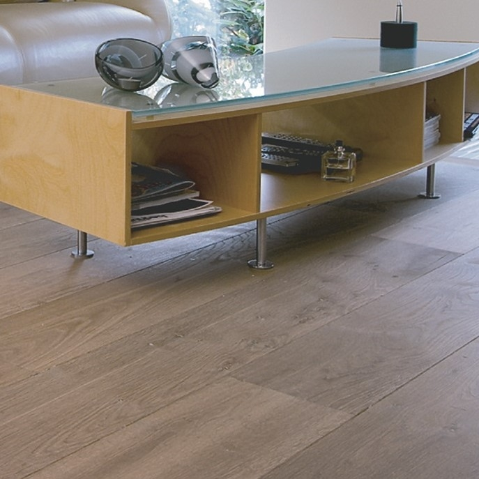 Woodland Robusta Oak Grey 20mm Engineered Wood Flooring