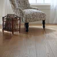 Woodland Robusta Unfinished Oak 20 x 245mm Engineered Wood Flooring