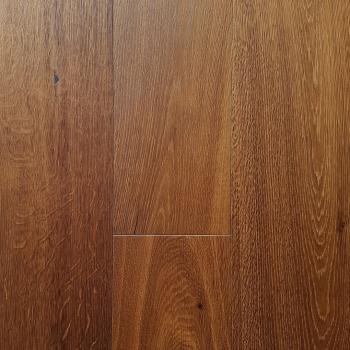 Woodland Robusta Fired Earth Brushed & Oiled Engineered Oak