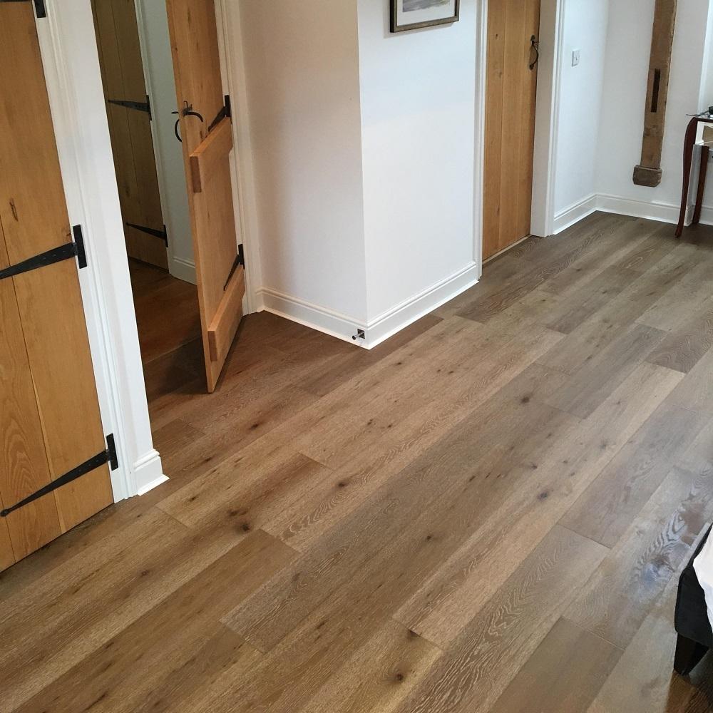 Woodland Classics Oak San Marino Tan Engineered Wood Flooring