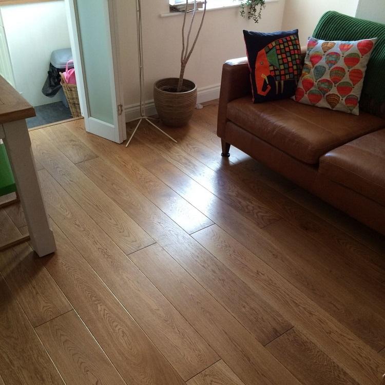 Woodland Classics Oak Saint Andrews Engineered Wood Flooring