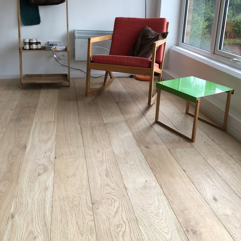 Woodland Classics Oak Pudong Unfinished Engineered Wood Flooring