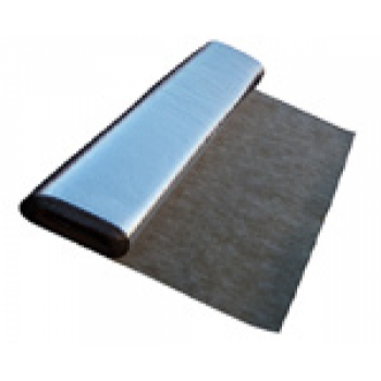 Ultra Silver Rubber Crumb Underlay 10m² Roll
