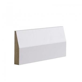 Deanta Half Splayed White Primed Architrave Sets