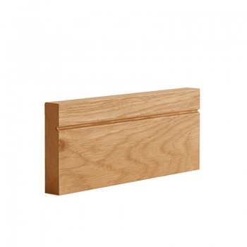 Deanta Oak Veneered Shaker Style Pre-finished Architrave Sets