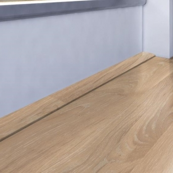 Kahrs Solid Oak Edge Moulding Floor Trim Any Colour To Match