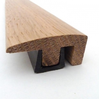 Solid Oak End Profile Trim 990 - 3000mm