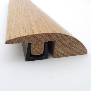 Woodland Solid Oak Reducer Floor Trim 990mm to 3000mm