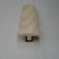 Solid Ash T Section Flooring Trims 990mm to 3000mm