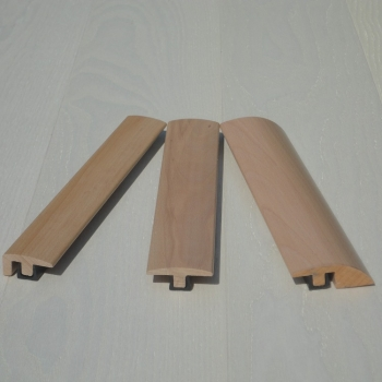 Solid Beech Wood Door and Edge Trims 990-3000mm