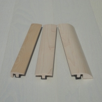 Solid Maple Wood Flooring Trims 990-3000mm