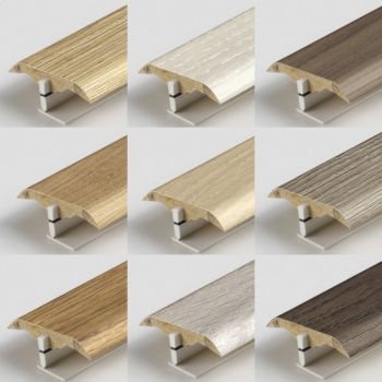 Parador 3 in 1 Multi Purpose Laminate Floor Trims. 40+ Designs