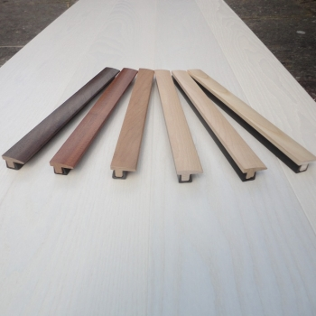 Solid Wood Perimeter Edge Floor Trims. Various Species