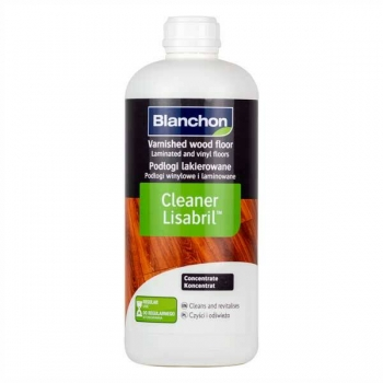 Blanchon Cleaner Lisabril for Lacquered Wood Floors 1 Litre