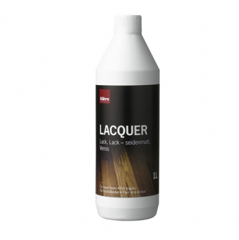 Kahrs Lacquer Satin 1Lt Bottle