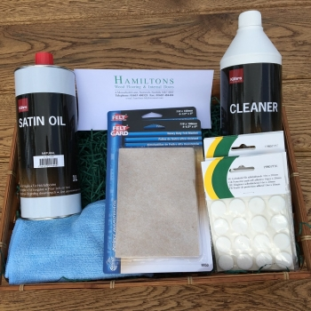 Kahrs After Care Hamper for oiled floors