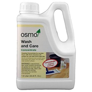 Osmo Wash-n-Care Floor cleaner For Wood Floors1 Ltr