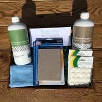 Panaget After Care Hamper for Lacquered Flooring