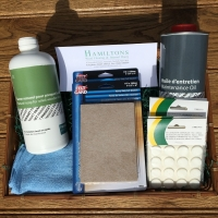 Panaget After Care Hamper for oiled floors
