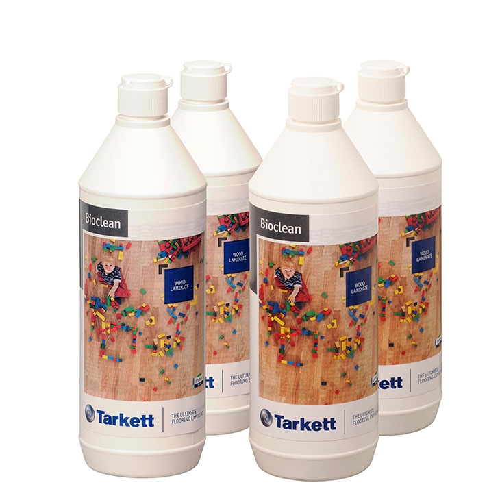 Tarkett Bioclean Floor Cleaner 1 Litre For Lacquered Floors