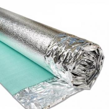 Barrier Premium Underlay with DPM 15m² per roll