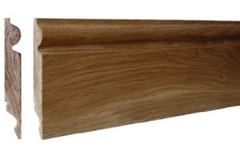 Solid Oak Torus skirting board from £6.90plm