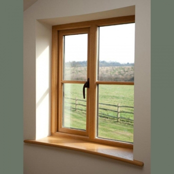 Woodland Solid Oak Bullnosed Window Board/Sill