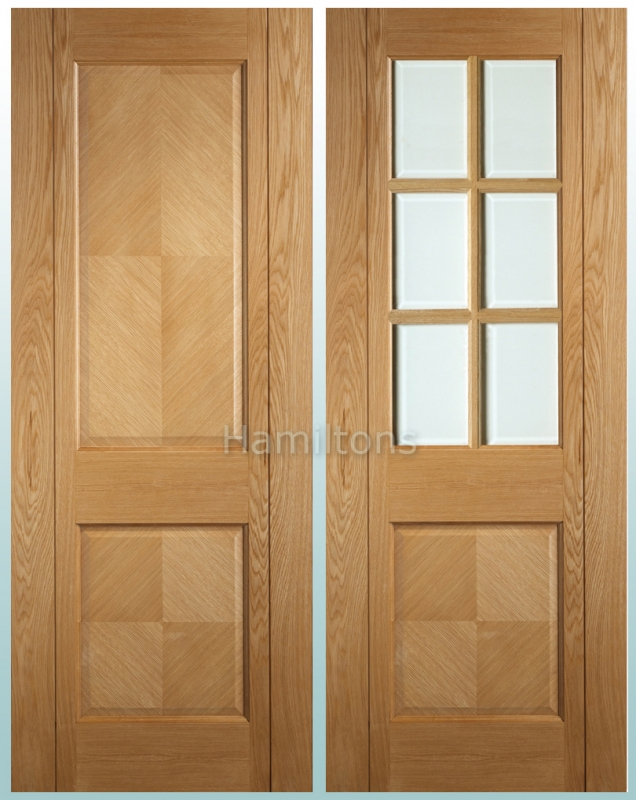 Deanta Oak Kensington Standard Doors and FD30 Fire Doors & Deanta Oak Kensington Standard Doors and FD30 Fire Doors - Save ...