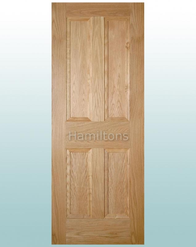 Panelled & Deanta Oak Kingston Standard Doors and FD30 Fire Doors - Save more ...
