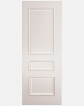 Deanta White Windsor Solid Panel Doors