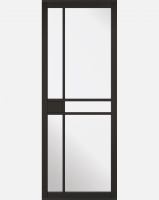 LPD Industrial Style Greenwich Clear Glazed Doors