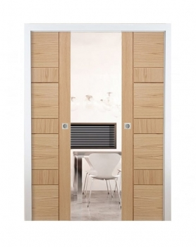 LPD Pocket Door Cassette For Double Doors