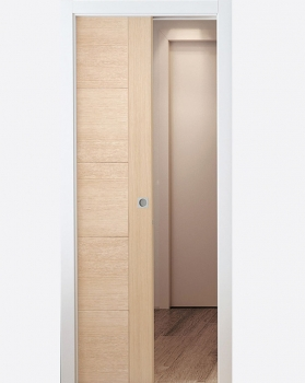 LPD Pocket Door Cassette For Single Doors