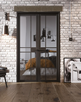 LPD Greenwich W4 French Door Pair With Frame