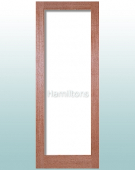 LPD Hardwood Pattern 10 Unglazed Doors