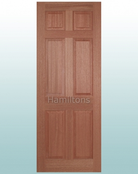 LPD Hardwood Regency 6 Panel Standard Doors