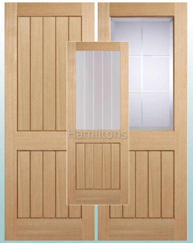 LPD Oak Mexicano 2 Panel Half Light and Valencia Doors and Fire Doors & LPD Oak Mexicano 2 Panel Half Light and Valencia Doors and Fire ...