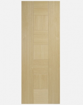 LPD Oak Catalonia Solid Panel and Glazed Doors