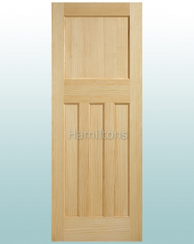 LPD Clear Pine DX 30's Style Standard Doors and Fire Doors