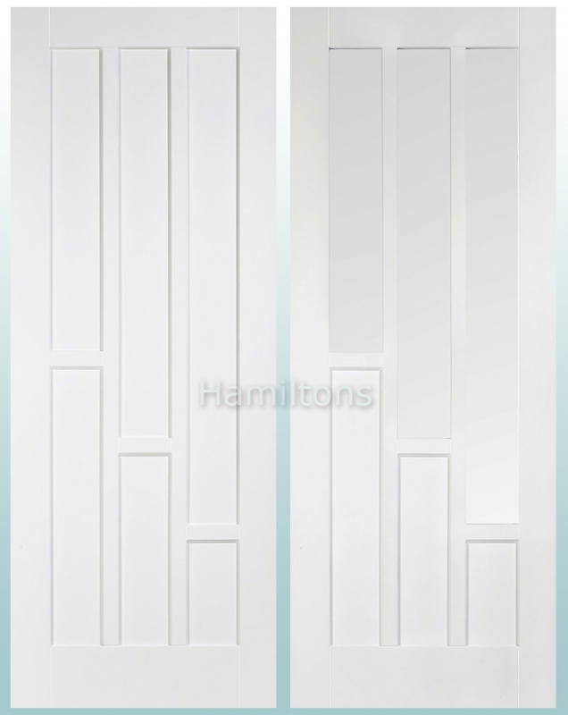 Lpd Premium White Coventry Panelled Doors Glazed Doors And Fire